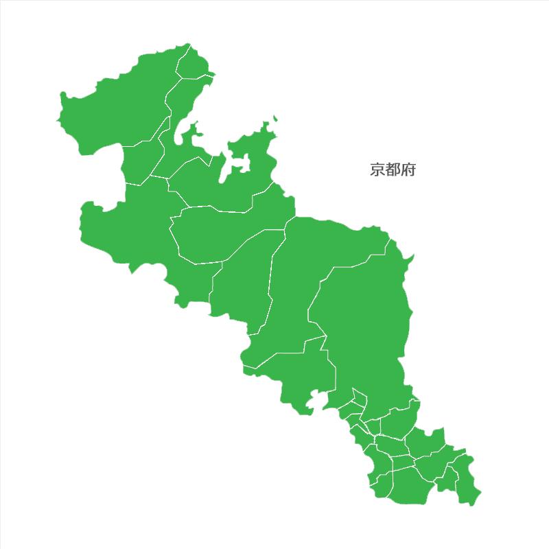 京都府全域