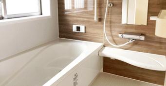 お風呂の水漏れ修理