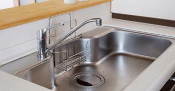 台所・キッチンの水漏れ修理料金