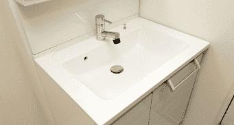 洗面排水のつまり・蛇口水漏れ・修理