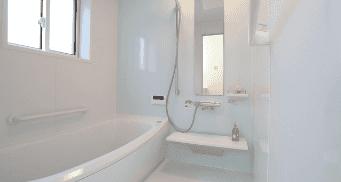 お風呂のサービス内容・修理料金