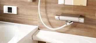 浴室・お風呂の水漏れ修理